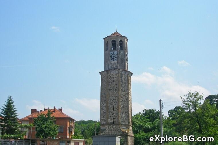 гр. Карнобат – Часовникова кула