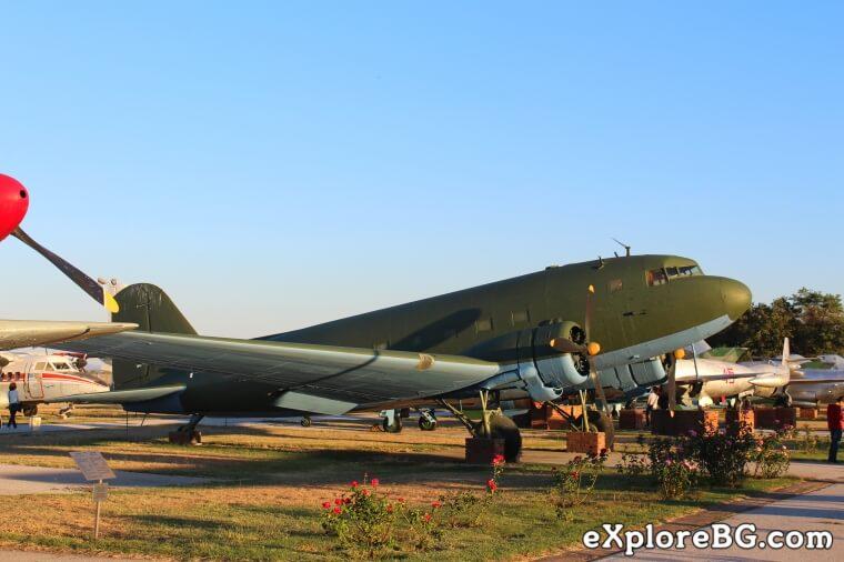 с.Крумово – Музей на авиацията