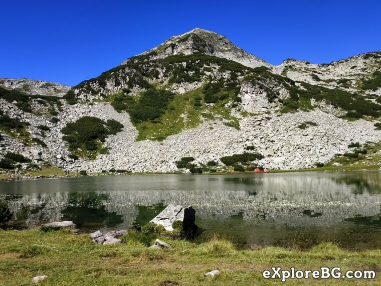 Пирин – Муратово езеро